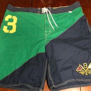Polo Ralph Lauren Swim trunks board shorts men 40